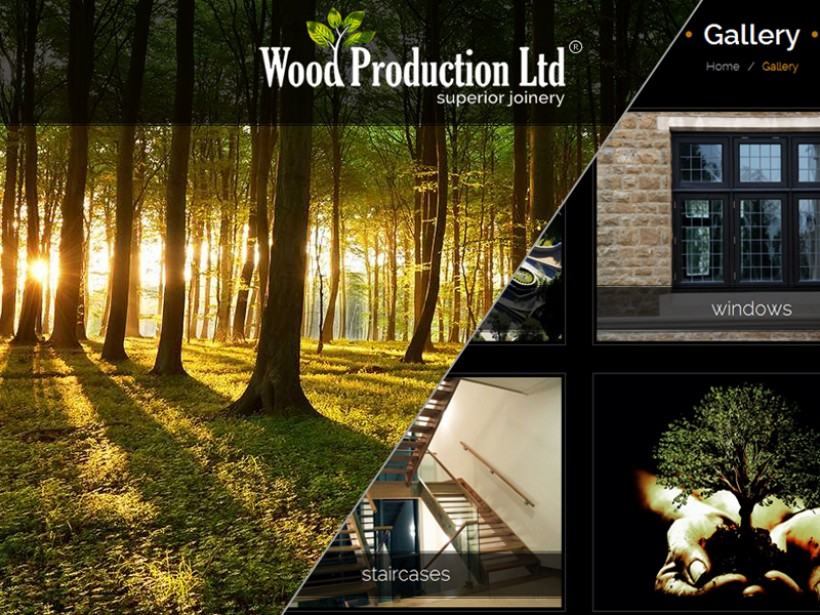 Wood Production Ltd