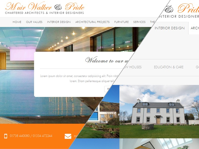 Muir Walker and Pride Ltd