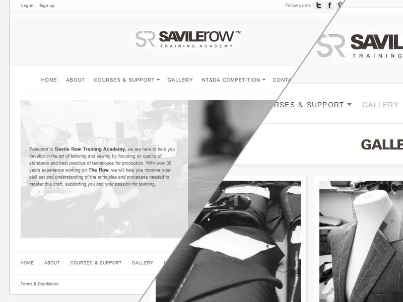 Savile Row Training Academy